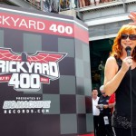 Reba McEntire Brickyard 400 - CountryMusicRocks.net