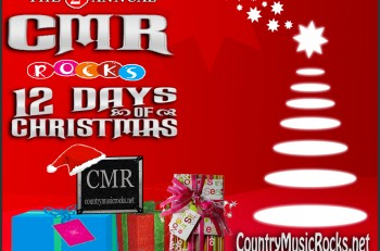 2nd Annual CMR Rocks 12 Days Of Christmas Holiday Giveaway - CountryMusicRocks.net
