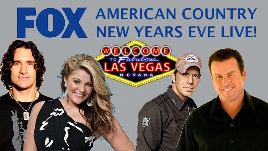American Country NYE Live FOX - CountryMusicRocks.net