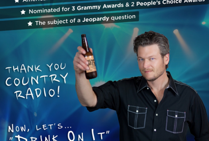 Blake Shelton 2011 What A Year - CountryMusicRocks.net