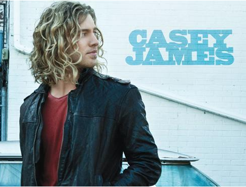 Casey James Debut Album Cover - CountryMusicRocks.net