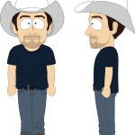 Brad Paisley South Park - CountryMusicRocks.net