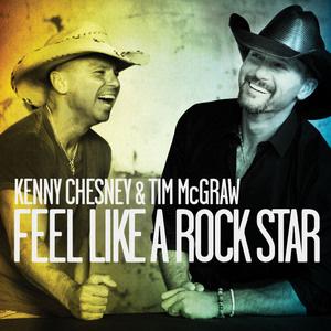 Kenny Chesney Tim McGraw Feel Like A Rockstar 2 - CountryMusicRocks.net