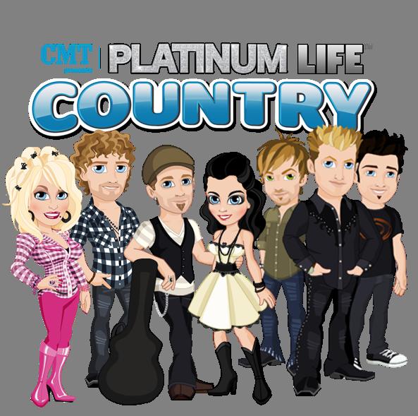 CMT Platinum Life Country - CountryMusicRocks.net