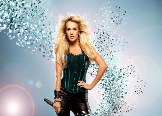 Carrie Underwood Blown Away Tour - CountryMusicRocks.net
