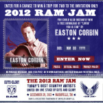 Easton Corbin Ram Jam - CountryMusicRocks.net