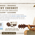 Kenny Chesney Costa Del Mar Sunglasses 2012 - CountryMusicRocks.net