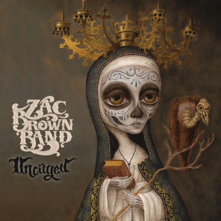 Zac Brown Band Uncaged - CountryMusicRocks.net