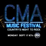 &quot;CMA Music Festival: Country&#039;s Night to Rock&quot; Monday, Sept. 17, 8/7c on ABC.