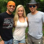 Lo Cash Cowboys Kendra Wilkinson - CountryMusicRocks.net