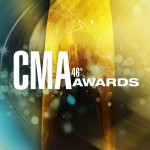 The 46th Annual CMA Awards logo.
