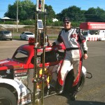 Bucky Covington Legends Race Car - CountryMusicRocks.net