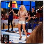 Carrie Underwood Today Show People Magazine - CountryMusicRocks.net