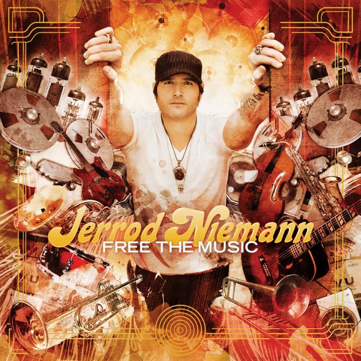 Jerrod Niemann Free The Music - CountryMusicRocks.net