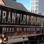 Photo via Brantley Gilbert's Facebook Page