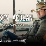Jason Aldean Free Concert Flyer - CountryMusicRocks.net