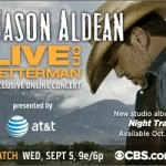 Jason Aldean Live On Letterman - CountryMusicRocks.net