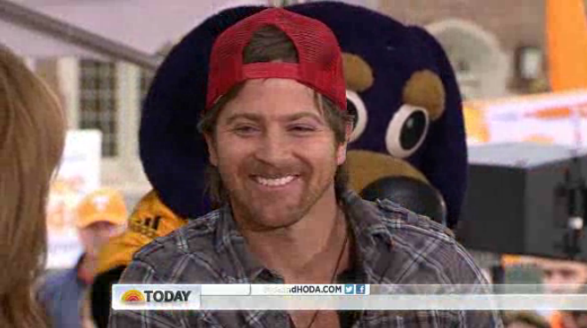 Kip Moore Today Show - CountryMusicRocks.net