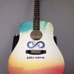 Jake Owen Endless Summer Guitar - CountryMusicRocks.net
