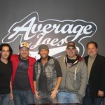 L to R: Tony Morreale, AJE, Doug Kaye, AJE, LoCash's Chris Lucas and Preston Brust, Shannon Houchins, AJE CEO/President, Tony Conway, Ontourage Ent., Noah Gordon, AJE