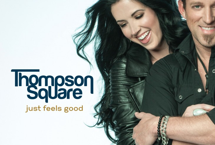 Thompson Square Just Feels Good - CountryMusicRocks.net