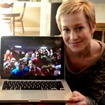 Kellie Pickler Skype with USO - CountryMusicRocks.net