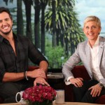 Luke Bryan on Ellen - CountryMusicRocks.net