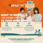 The Band Perry Outnumber Hunger Contest - CountryMusicRocks.net