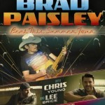 Brad Paisley Beat This Summer Tour - CountryMusicRocks.net