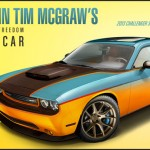 Tim McGraw Four Wheels To Freedom Car - CountryMusicRocks.net