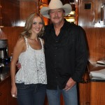 Sarah Darling with Alan Jackson - CountryMusicRocks.net