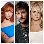 Reba Eric Church Miranda Lambert - CountryMusicRocks.net