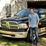 Easton Corbin RAM Truck - CountryMusicRocks.net