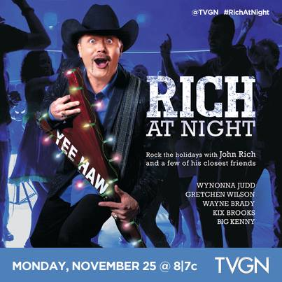 John Rich Rich At Night - CountryMusicRocks.net