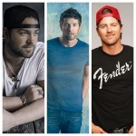 Lee Brice Brett Eldredge Kip Moore - CountryMusicRocks.net