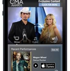 Shazam CMA Awards - CountryMusicRocks.net