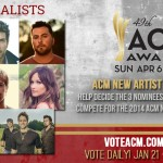 ACM New Artiist of the Year SemiFinalists - CountryMusicRocks.net