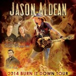 Jason Aldean Burn It Down Tour - CountryMusicRocks.net