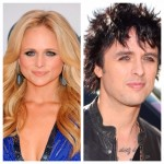 Miranda Lambert Billie Joe Armstrong  - CountryMusicRocks.net