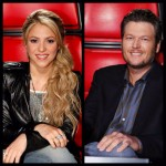 Blake Shelton Shakira 1 - CountryMusicRocks.net