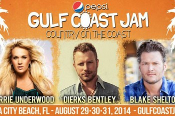 Pepsi Gulf Coast Jam - CountryMusicRocks.net