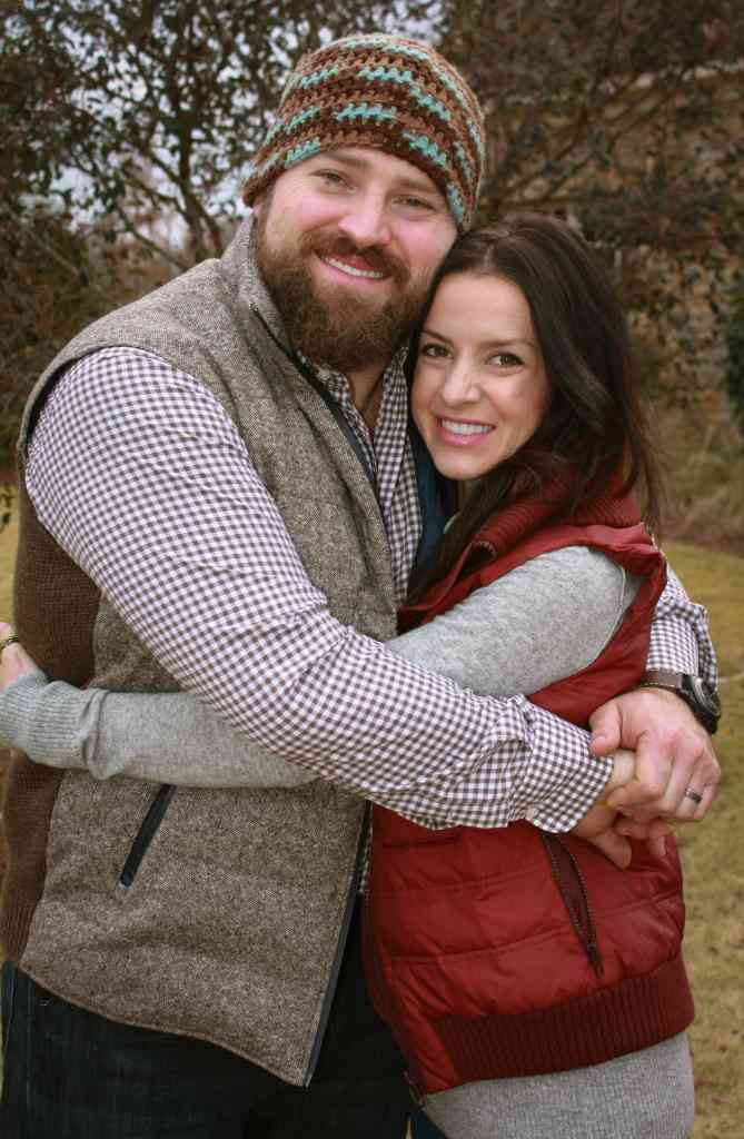 Zac Brown and Wife Shelly - CountryMusicRocks.net