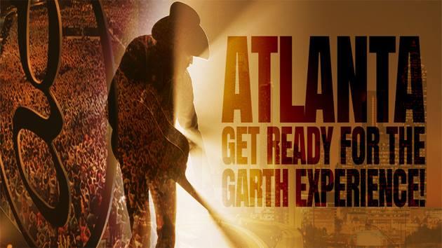 Garth Brooks Atlanta