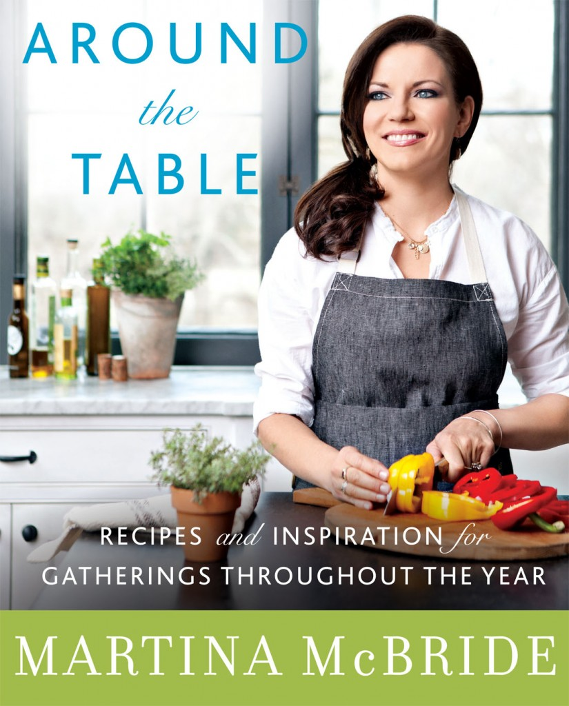 Martina McBride Around The Table - CountryMusicRocks.net