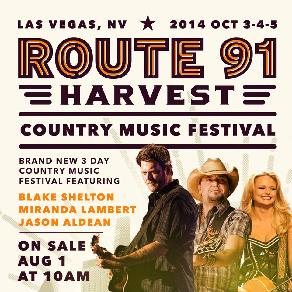 Route 91 Harvest Festival - CountryMusicRocks.net