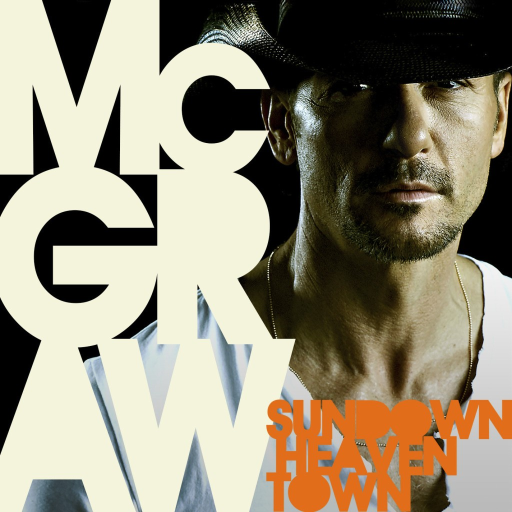 Tim McGraw Sundown Heaven Town - CountryMusicRocks.net