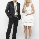 Brad-Paisley-Carrie-Underwood-CMA-Awards-Photo-By-Bob-D'Amico-CountryMusicRocks