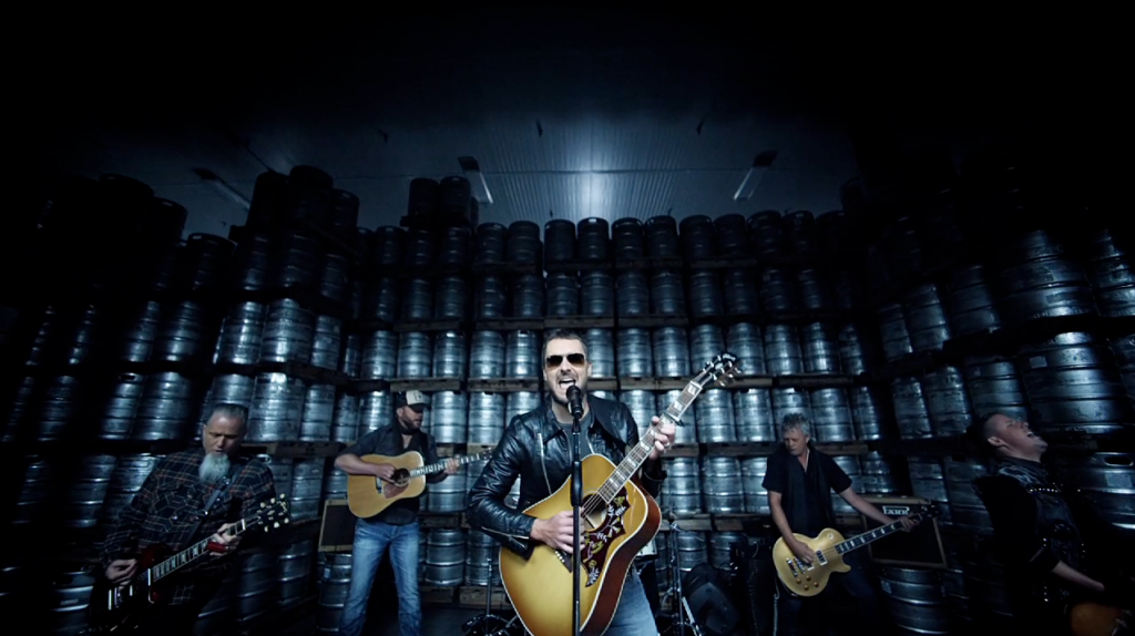 Eric Church Cold One Video - CountryMusicRocks.net
