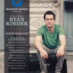 Ryan Kinder Zac Brown Tour - CountryMusicRocks.net