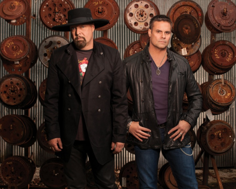 Montgomery Gentry 2014 - CountryMusicRocks.net